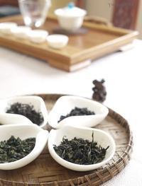 文山包種 - お茶をどうぞ♪