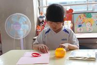 お財布作り(まつ) - 慶応幼稚園ブログ【未来の子どもたちへ ~Dream Can Do!Reality Can Do!!~】