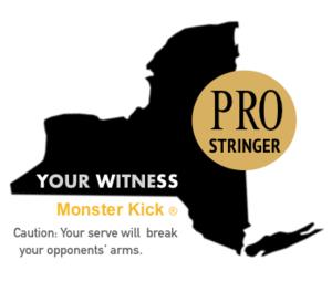 Your Witness_Monster Kick - プロストリンガー公式ブログ