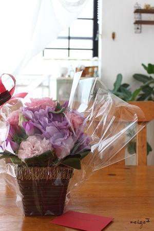 『春・夏・秋・冬 色と色展vol.4』初のweb個展本日OPEN!&嬉しいサプライズ - neige+ 手作りのある暮らし