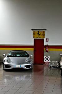 『 Ferrari 360 Modena 』 - 『  いなせなロコモーション♪  』