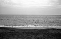 海岸にて(その2) - そぞろ歩きの記憶