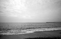 海岸にて(その3) - そぞろ歩きの記憶