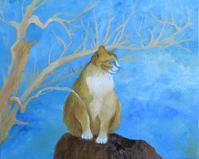 油絵同時進行4枚制作中 - 油絵画家、永月水人のArt Life