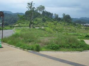 檜隈寺跡は天皇の宮跡 -
