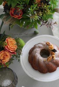 今月の基本のお菓子は♪ - フランス菓子教室 Paysage Calme