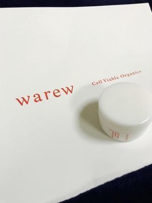 【モニプラ】warew(和流)クリーム アクア - DAY BY DAY