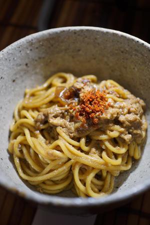 胡麻麺とスーパイコ -