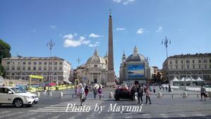 サンタ・マリア・デル・ポポロ教会のすべての見所完全版♪ - ローマより愛をこめて
