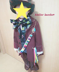 【子供用】マッドハッター - Atelier kacche