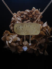 Order Necklace #048 - ZORRO BLOG