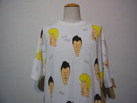 Vintage 90s Stanley Desantis Beavis and Butt-Head ヴィンテージ 古着 Tシャツ - Used&Select 古着屋 コーナーストーン CORNERSTONE