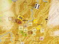 YSGA第339回定例会の様子その❺ 最悪の戦場に奇跡は起きた...(GAMERS/MMP)OCS:ビルマのキャンペーン2を7人でⅢ - YSGA(横浜シミュレーションゲーム協会) 例会報告
