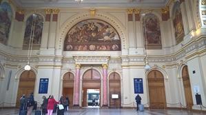 娘の案内で歩いたブダペスト - コテージ便り