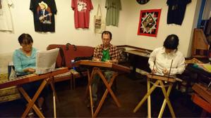 9月18日(月) ハンマーダルシマーの会 - ライブcafe[ おーるどタイム ]    open  月火金14:00~18:00  土日 11:00~21:00      水木 休み