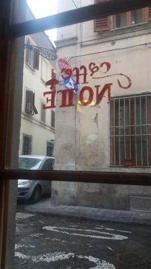 思い出のカフェ - フィレンツェ田舎生活便り2