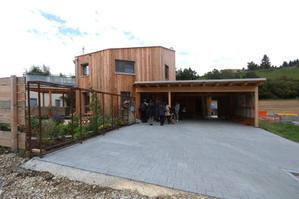 東スイス・西オーストリア研修1:ツォフィンゲンの家 - 家づくり西方設計