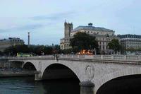 Vedettes du Pont Neuf 夜のセーヌ川クルーズ - くりくりのいた午後 bis