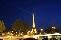 パリの貴婦人‥ La tour Eiffel - くりくりのいた午後 bis