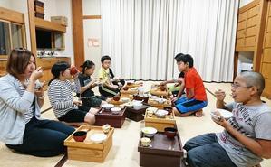 久しぶり…三瓶こだま学園 - 山村留学 人づくりの里運営協議会