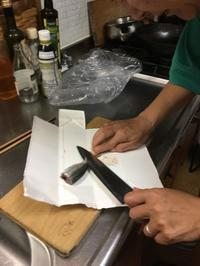 包丁のメンテナンス - クローゼットから暮らしを楽しむ日記