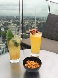 Octave Rooftop Lounge&Bar@トンロー - ☆M's bangkok life diary☆