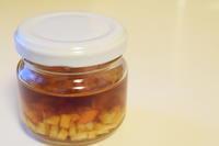 手作り調味料*生姜にんにくゴマ油 - 小皿ひとさら