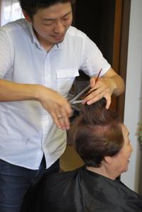 訪問美容☆ケアマネさんからの紹介 - 三重県 訪問美容/医療用ウィッグ  訪問美容髪んぐのブログ