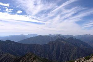 北アルプス登山の旅リターン26「鹿島槍ヶ岳」 - * Unknown Life