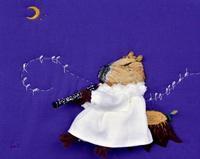 月夜のカピバラ姫 - anemoNeko