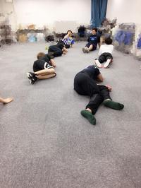 稽古七日目(担当:渡辺和貴) - 舞台「ポセイドンの牙」公式ブログ
