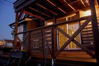 もっこうの9月「ウッドデッキのフェンス」 - 暮らしをつくる、DIY*スプンク