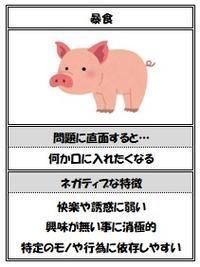 【TRPG】7つの性格類型 - セメタリープライム2