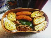 ピーマンともやしのニンニク醤油炒めのお弁当… - miyumiyu cafe