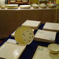 関西つうしんで、陶芸作家アイボリー個展9月20日から始まります - 雑貨・ギャラリー関西つうしん