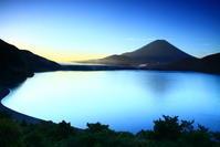 29年9月の富士(11)本栖湖の富士 - 富士への散歩道 ~撮影記~