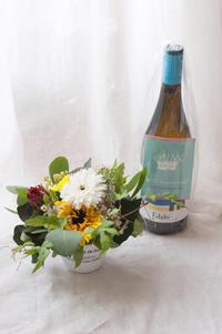 ワインとお花のギフト - le jardinet