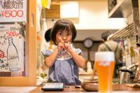 かわいいポーズ! - YUKIPHOTO/平松勇樹写真事務所