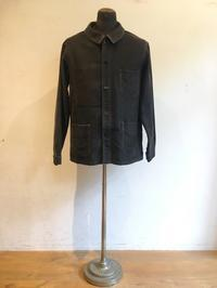 40's Black Moleskin coverall - DIGUPPER BLOG