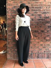 ROSEBUD♡キレイめワイドパンツ♡ - GEOGRAPHY OSHIKUMA BLOG