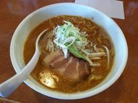 麺屋 風さんで、まろやか味噌ラーメン(札幌市厚別区厚別東5条3:2017年137杯目) - eihoのブログ