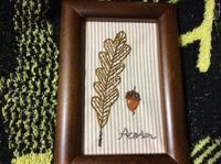 フェリシモ 刺繍キット4 - ハンドメイドメイドでのほほん