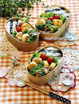 つくね弁当と今日のわんこ♪ - ☆Happy time☆