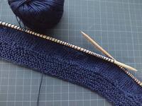 次の編みかけ×2 - D-E