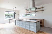 今週のオープンハウスはカリフォルニアスタイル! - のあ建築設計ブログ