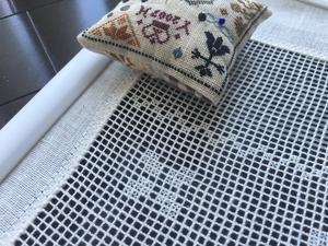 Dragverk 土台作り 15 - Needlework Note