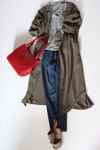 今秋デニムスタイル - eikoのとことん着回しコーデ服