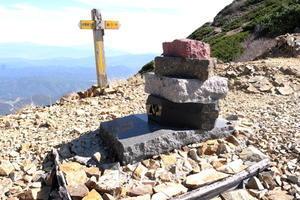 北アルプス登山の旅リターン27「鹿島槍ヶ岳」 - * Unknown Life