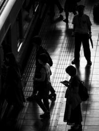 列車待ち - haze's photos