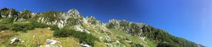 Chou Alps panorama - PADDLER's LOGBOOK